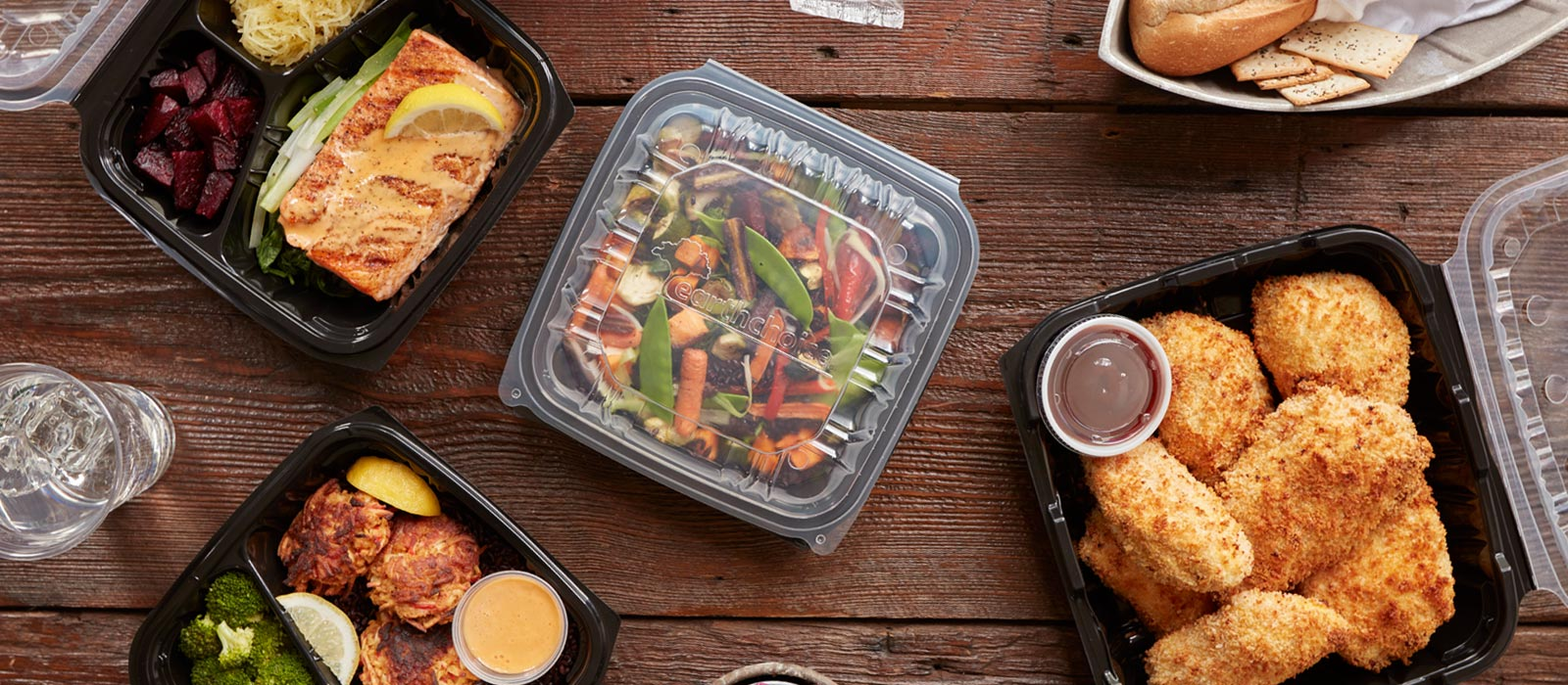 MEALMASTER MFPP CONTAINERS