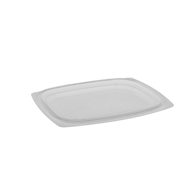 OPS DELI 8/12/16 OZ DOME LID-CLEAR