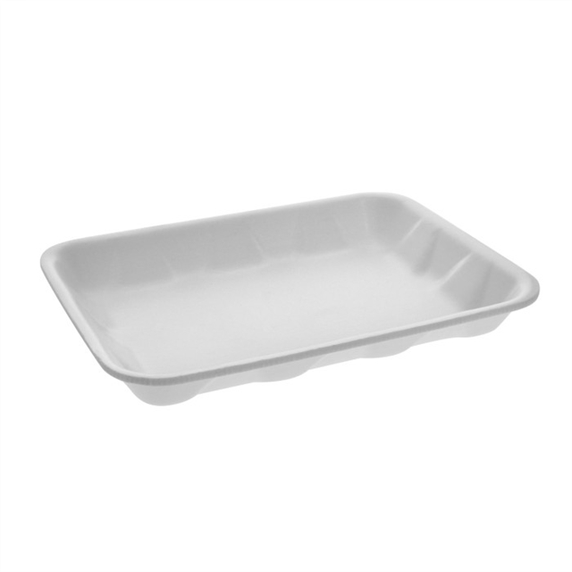 #4D WHITE MEAT TRAY