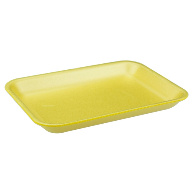 #2 YELLOW SUPERMARKET TRAY