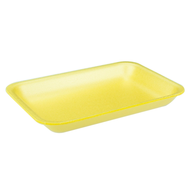 2P YELLOW PROC. TRAY