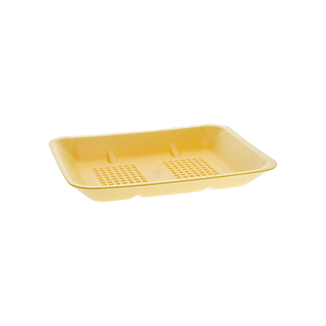 4H HEAVY YELLOW TRAY