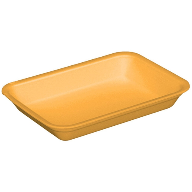 4D HEAVY YELLOW TRAY