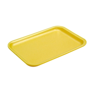 #10K YELLOW MEAT TRAY