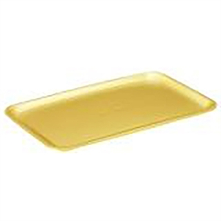 #16S YELLOW SUPERMARKET TRAY