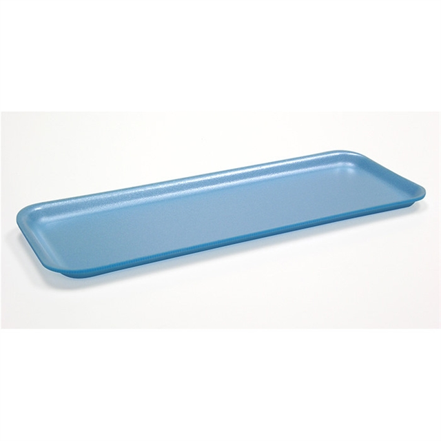 #4D BLUE  MEAT TRAY