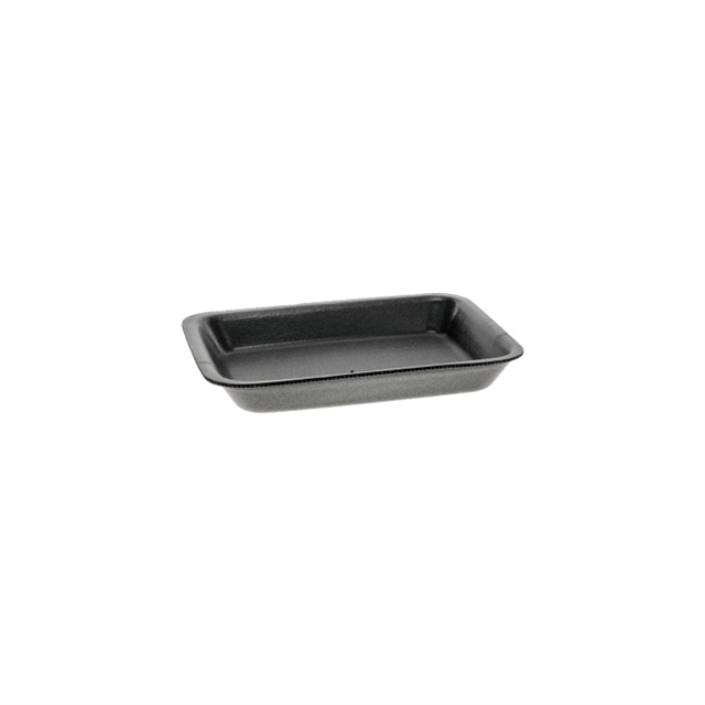 2P BLACK PROC. TRAY