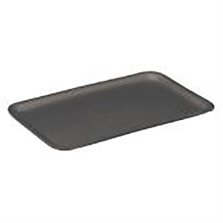 #14 BLACK MEAT TRAY