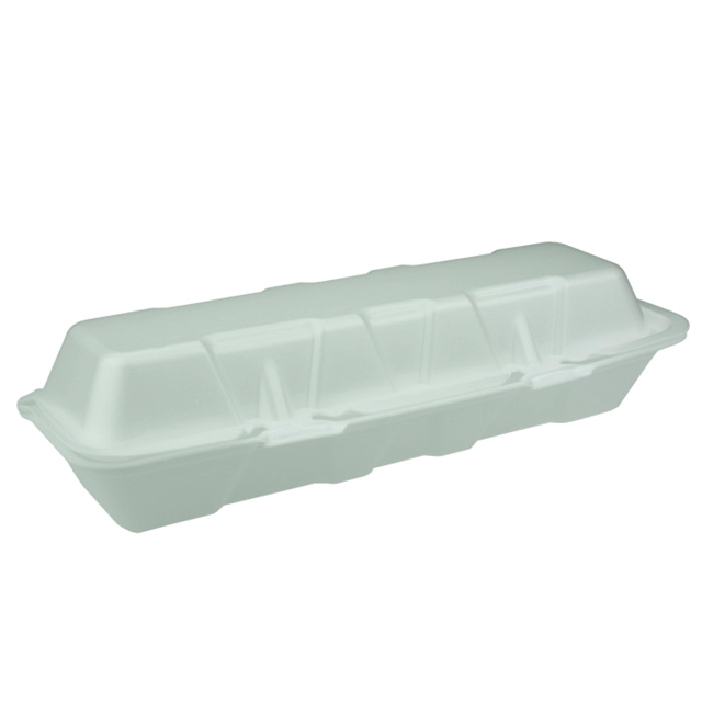 "13"" Foam Hoagie Container"