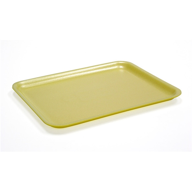 #8S YELLOW SUPERMARKET TRAY