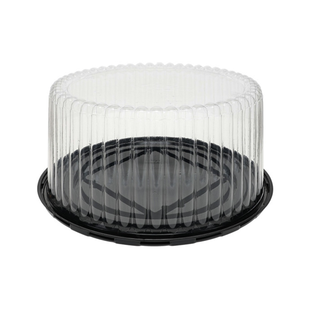 5in Tall Flutd Dome & Base for 9in Cake