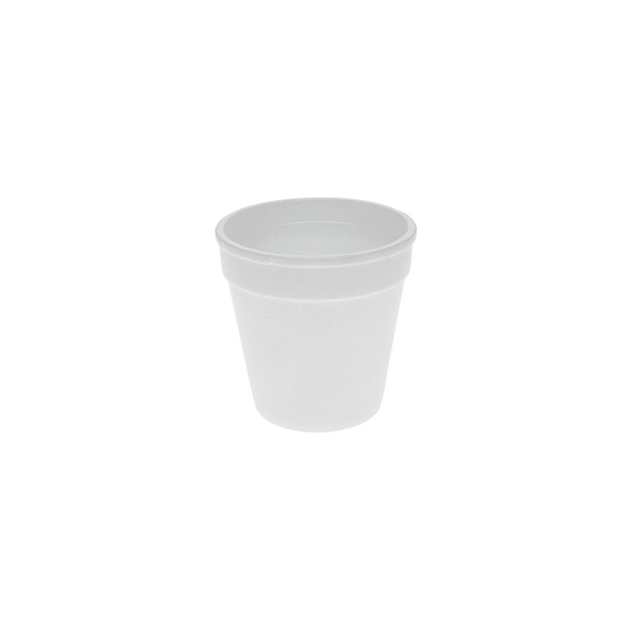 4 OZ DRINK CUP 40/25 WHITE
