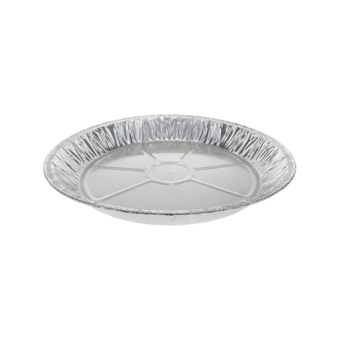 "12"" Deep Pie Plate, Silver, 250 Ct."