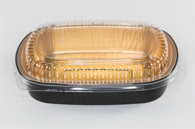 SM CLASSIC CARRYOUT TRAY&DOME