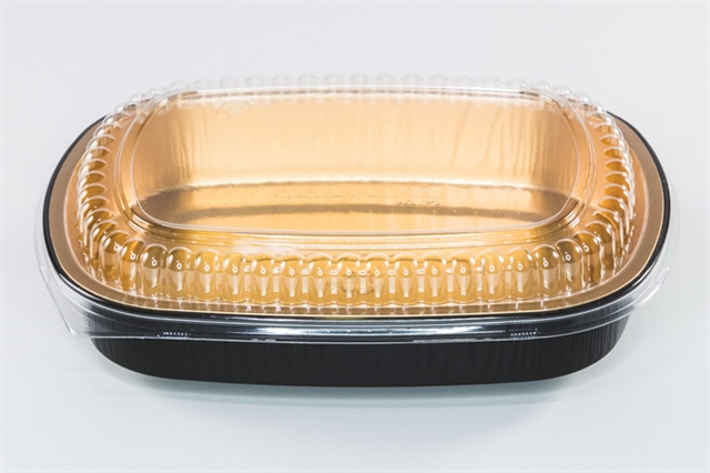 LG SMTHWL CARRYOUT TRAY & DOME