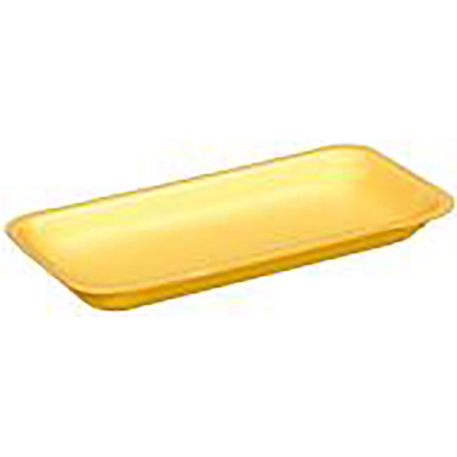 10P YELLOW MEDIUM SUPERMARKET TRAY