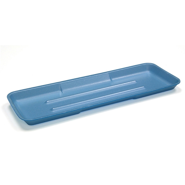 27S BLUE SUPERMARKET TRAY