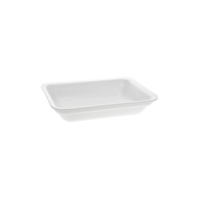 4PD DEEP WHITE PROCESSOR TRAY