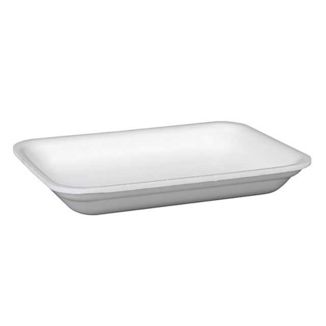 2P WHITE FOAM PROC TRAY