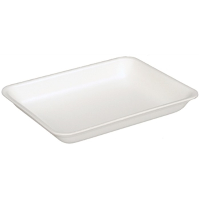 8P HEAVY WHITE PROCESSOR TRAY