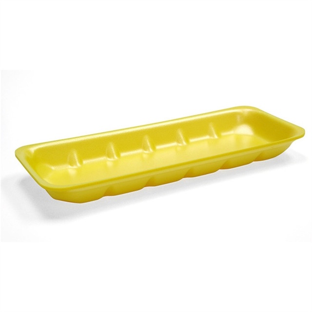 7D YELLOW PROCESSOR TRAY