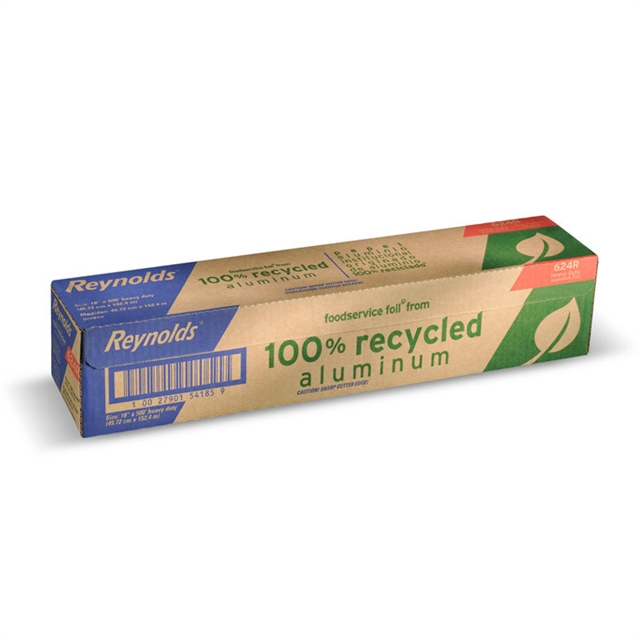 RFP - 100% RECYCLED FOIL HEAVY DUTY