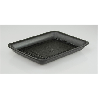 1LB BLACK PADDED PROCESSOR TRAY