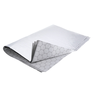 "Reynolds® 10.5"" X 14"" Plain Cushion-Fold Foil Sandwich Wraps, 2,500 Ct."