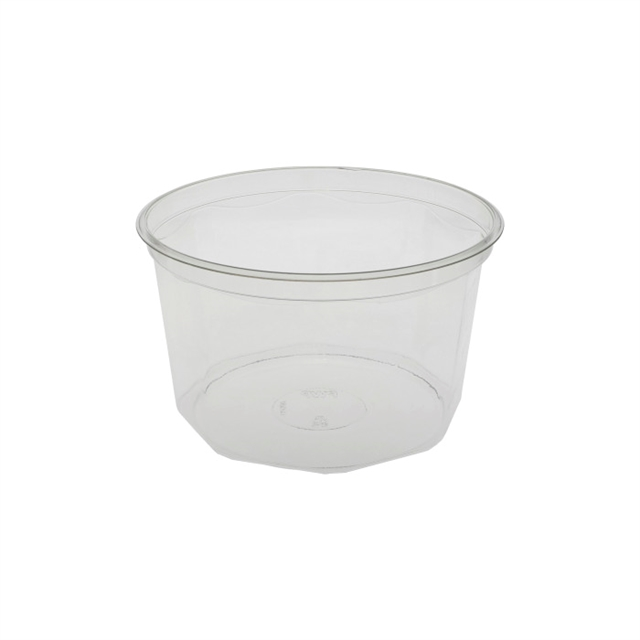 7 in Octagonal 64oz Tub