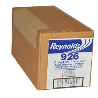 "Reynolds® 10"" Pre-sized Film Sheets on a Roll"