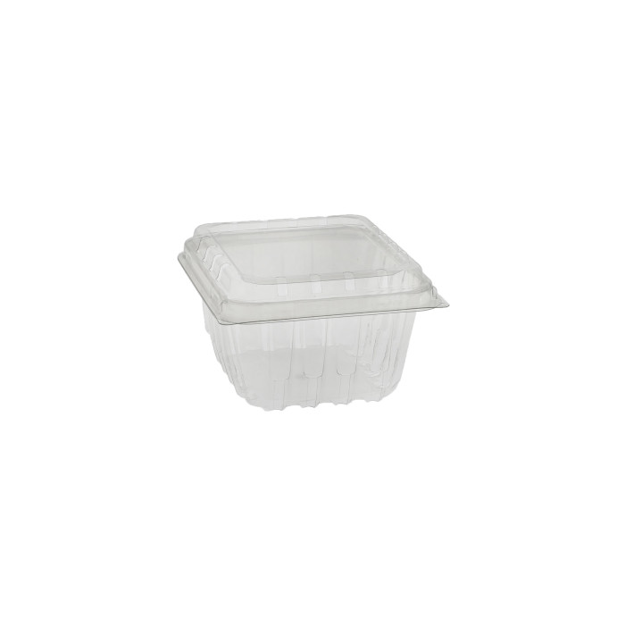 """Case 5.5/"""" H x 1.5/"""" W x 1.25/"""" D Clear Plastic Clamshell Package 50-Pack"""