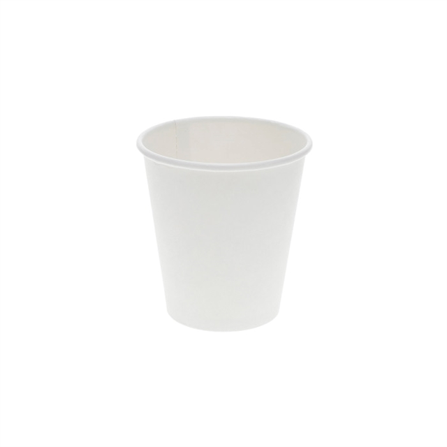 10oz Hot Paper Cup White, 1000 ct.