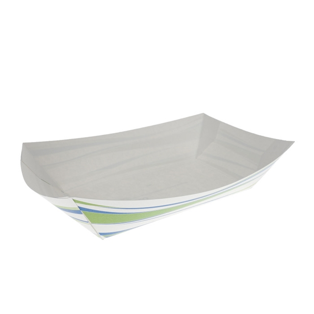 SYS FS FTY 5LB FOOD TRAY TRENDZ 500/CS