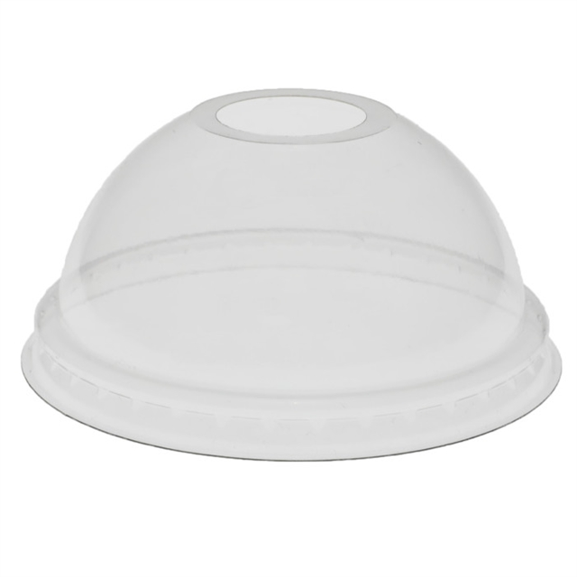 Dome Lid for 12/16/22 oz Paper Cold Cup