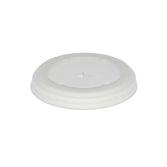 12-22oz Translucent Cup Lid for Medium Paper Cups, 2400 ct.
