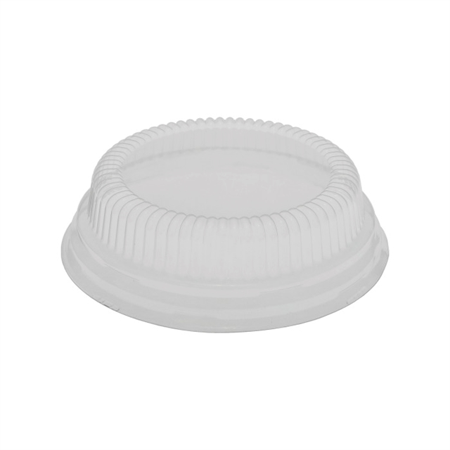 OPS DOME LID FOR 5 OZ BOWL-CLEAR