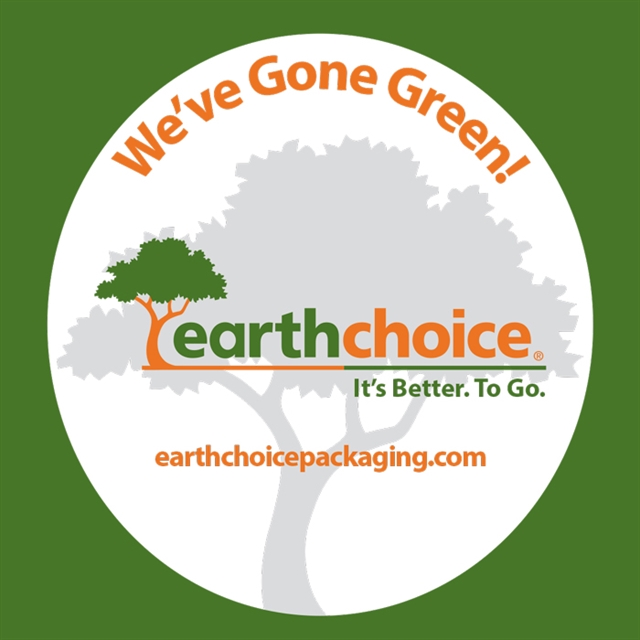 EarthChoice Window Cling