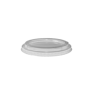 Deli2Go™ 5-32 oz. Round Lid with Pierced Vent, Clear, 900 ct.