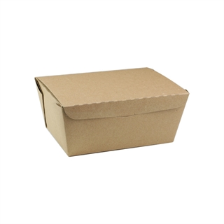 "#3, 6.5"" X 4.5"" X 3.25"", 66 oz. OneBox® Paper Kraft Box, 160 ct."