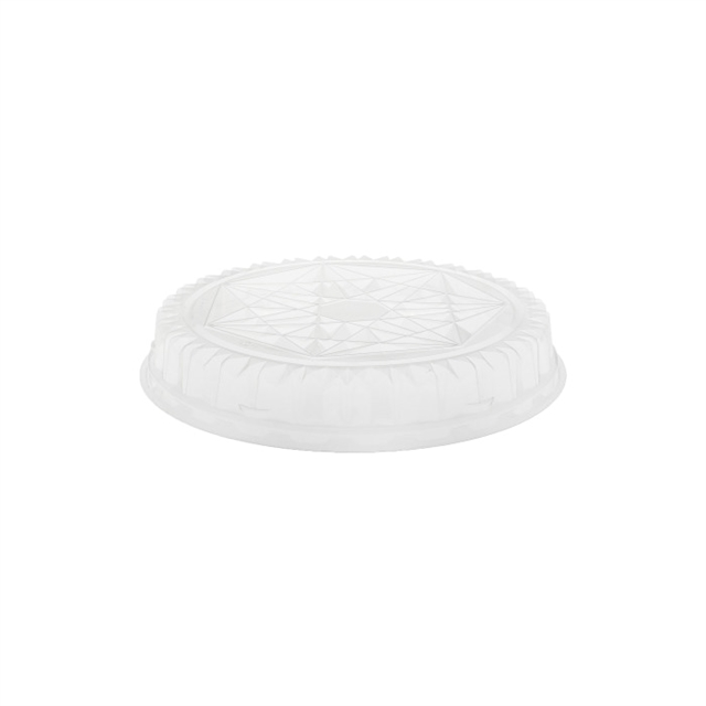 "OPS CW 12"" SUPER SHAL DOME-CLEAR"