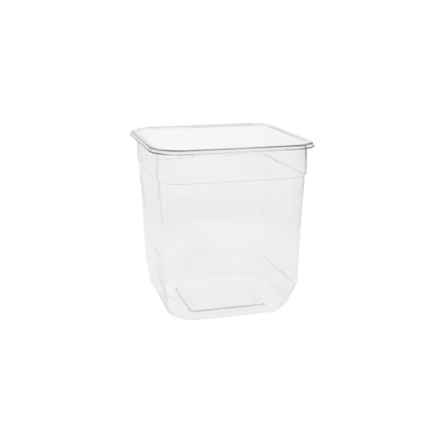 "SQUARE TUB 6.75"" / 7.00"" DEEP"