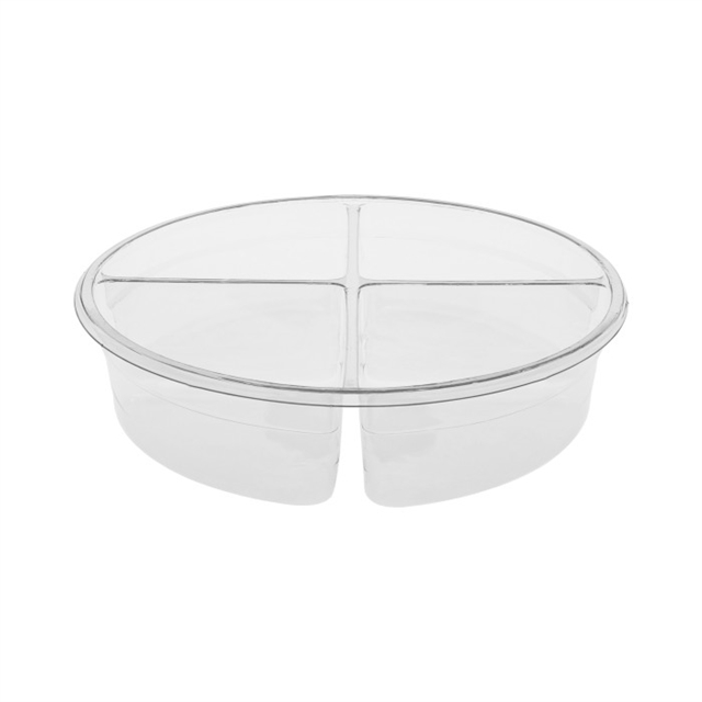 RFP - CLEAR 4 CAVITY TUB