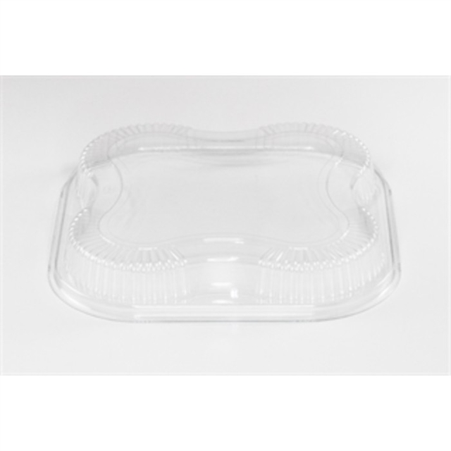 "10.5"" X 10.5"" SQUARE LID - 12 COOKIES"