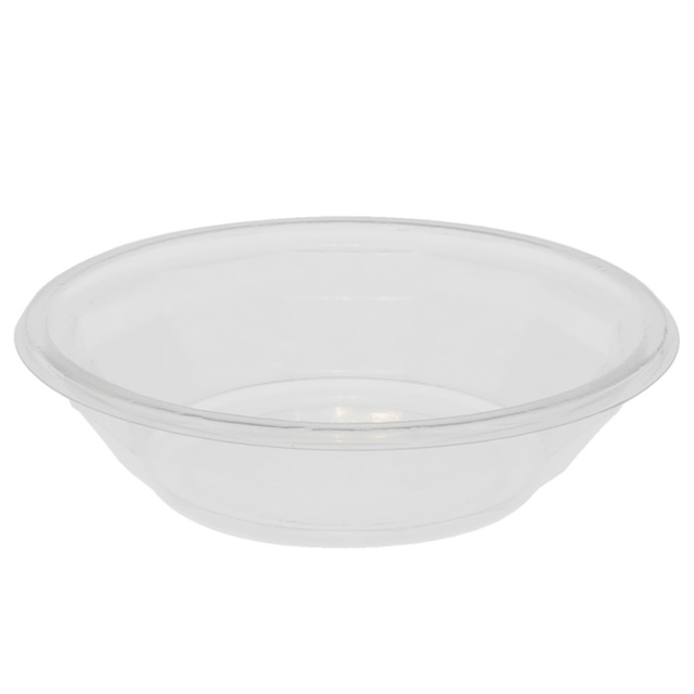 OPS SHOWCASE 8 OZ DESIGNER BOWL-CLEAR