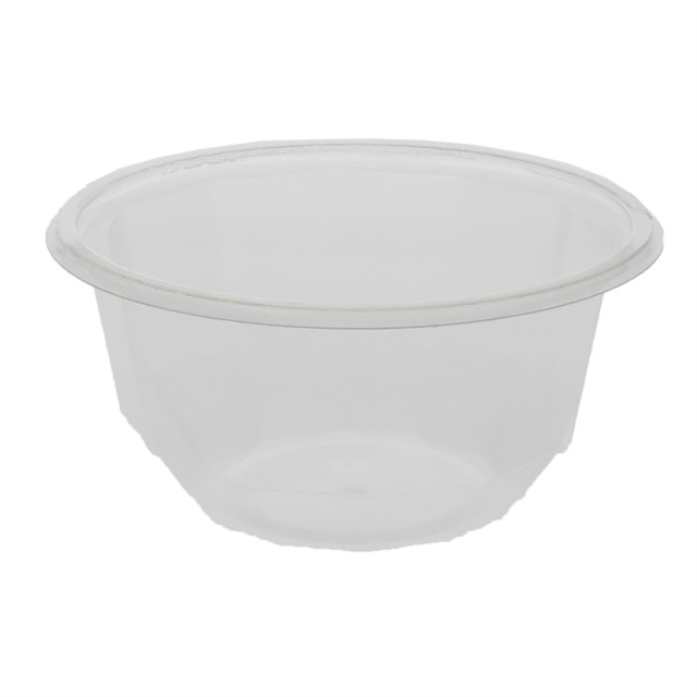 OPS SHOWCASE 16 OZ DESIGNER BOWL-CLEAR
