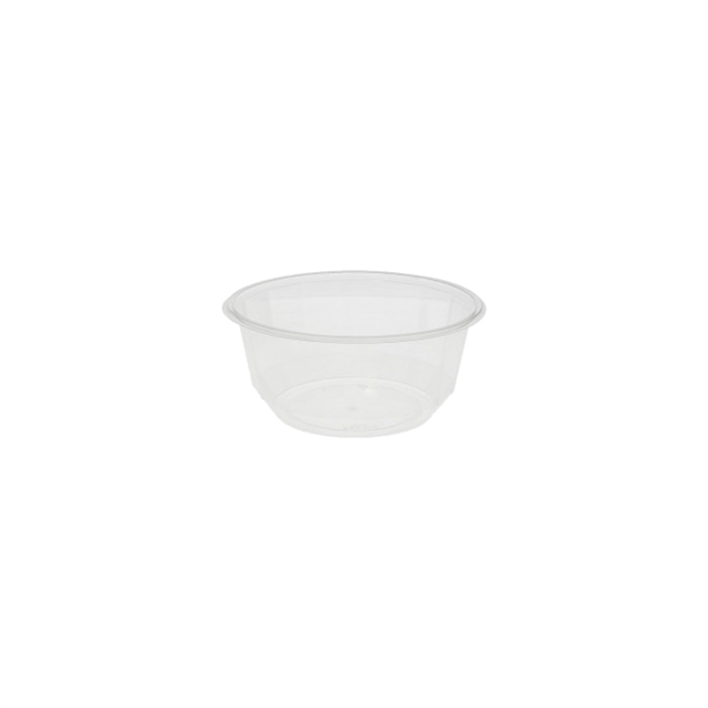 OPS SHOWCASE 48 OZ DESIGNER BOWL-CLEAR