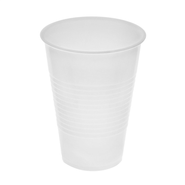 10 oz. Plastic Cold Cup, Translucent, 2400 ct.