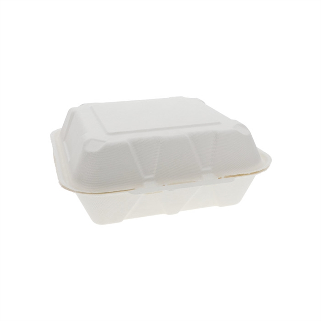 EARTHCHOICE 9 X 9 - 1 CMPT BAGASSE DUAL