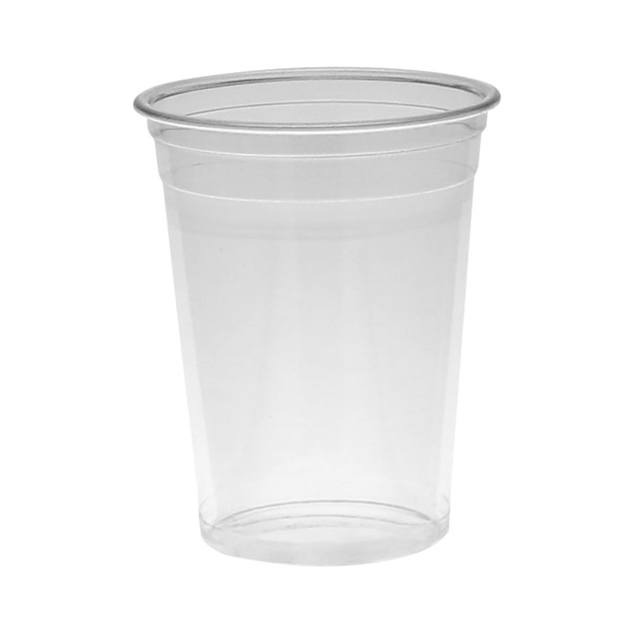 10 oz. Recycled Plastic Cold Cup, Clear, 900 ct.