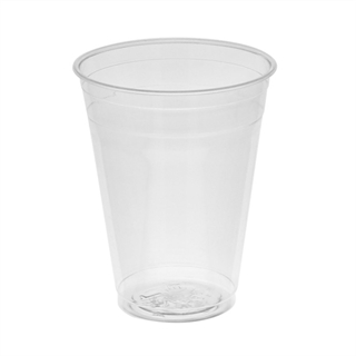 12oz. Recycled Plastic Cold Cup, Clear, 960 ct.